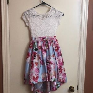 Girls Speechless Kids Floral Dress Size 10